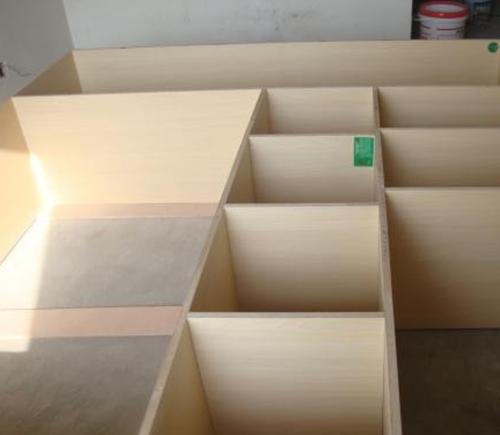木制作滚涂工艺