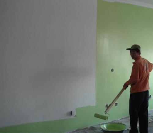 墙面涂饰工艺